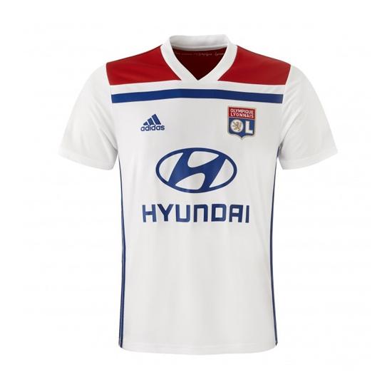 Camiseta lyon primera 2018-2019