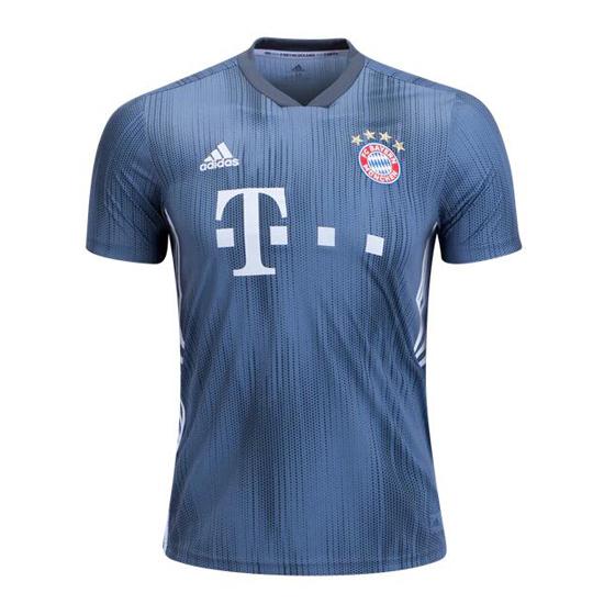 Fotos de Camisetas del bayern munich replicas 2018 2019 4
