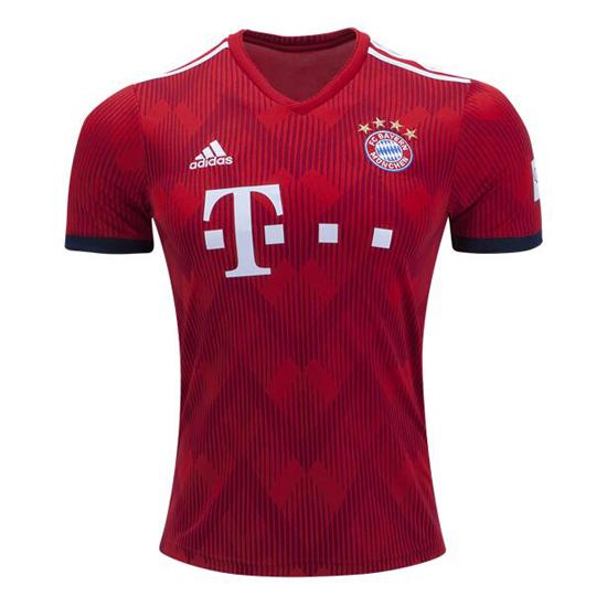 Fotos de Camisetas del bayern munich replicas 2018 2019 3