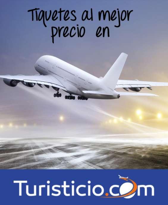 Fotos de Agencia de viajes turisticio com 1