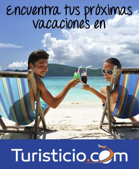 Fotos de Agencia de viajes turisticio com 3