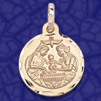 Medallas de virgenes y santos,distintos modelos