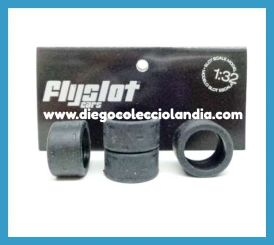 Accesorios, recambios y repuestos flyslot para scalextric. www.diegocolecciolandia.com