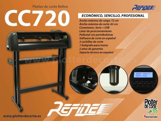 Fotos de Refine cc720 plotter de corte con laser de posicionamiento lapos corte de contor 1