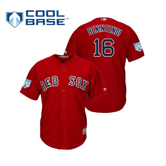Camiseta boston red sox