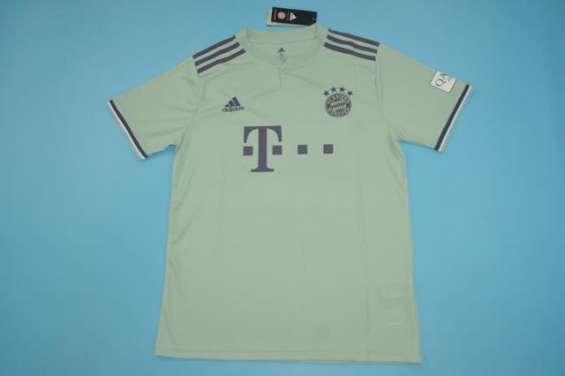 Camiseta bayern munich segunda 2018-2019