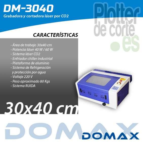 Máquina láser co2 de 30x40 cm oferta limitada economica barata
