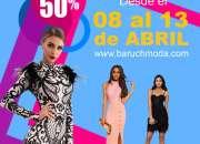 Oferta 50% de ropa Baruch