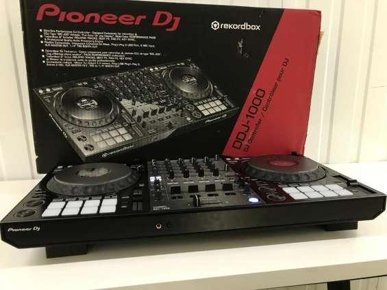Fotos de Pioneer ddj-sx3 controller = 550 eur,pioneer ddj-1000 controller = 550eur, pione 4