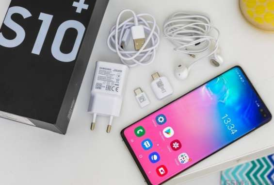 Fotos de Samsung galaxy s10 128gb = 500 eur, samsung galaxy s10+ 128gb = 550 eur , whatsa 3