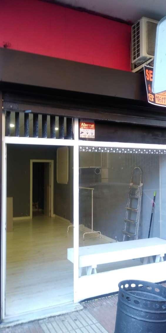 Aquilo en alcorcón, local comercial 30 m²
