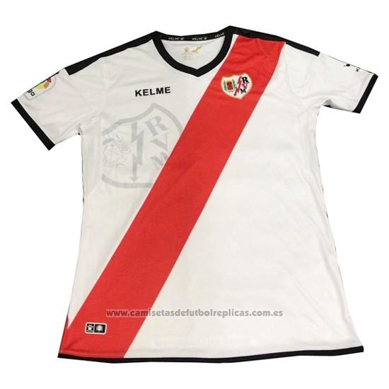 Replica camiseta de futbol rayo vallecano barata 2018