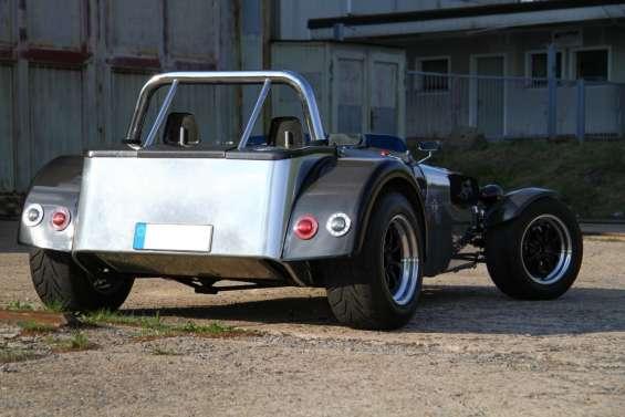 Fotos de Caterham lotus super seven hpc 3
