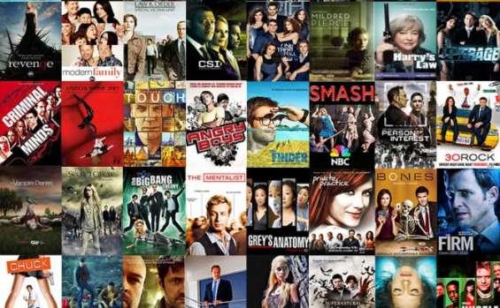 Series completas de televisión completas