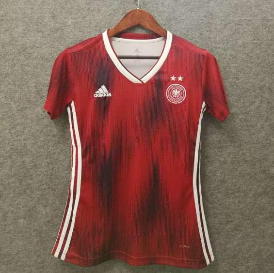 Camiseta alemania segunda 2019