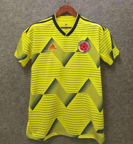 Camiseta colombia primera 2019