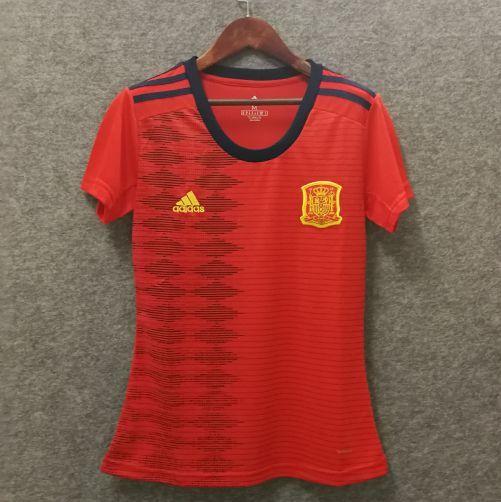 Camiseta espana primera 2019