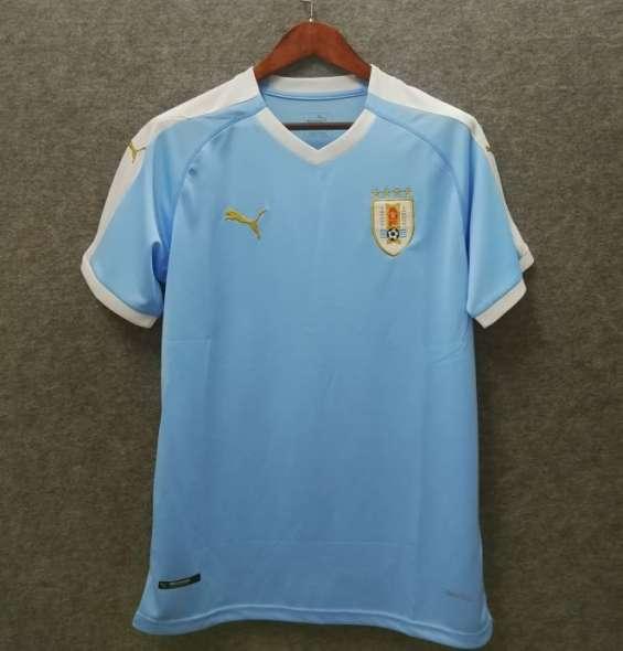 Camiseta uruguay primera 2019