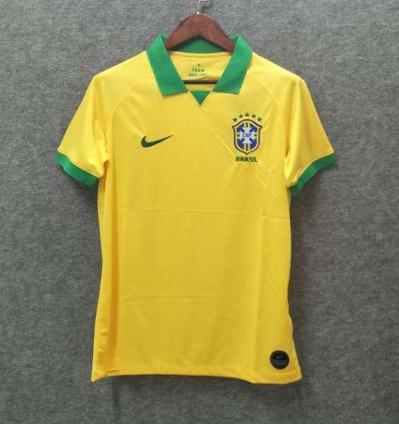 Camiseta brasil primera 2019