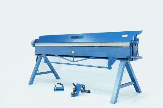 Maquinas de taller para hojalata y chapa, plegadora 2640/2,5mm al