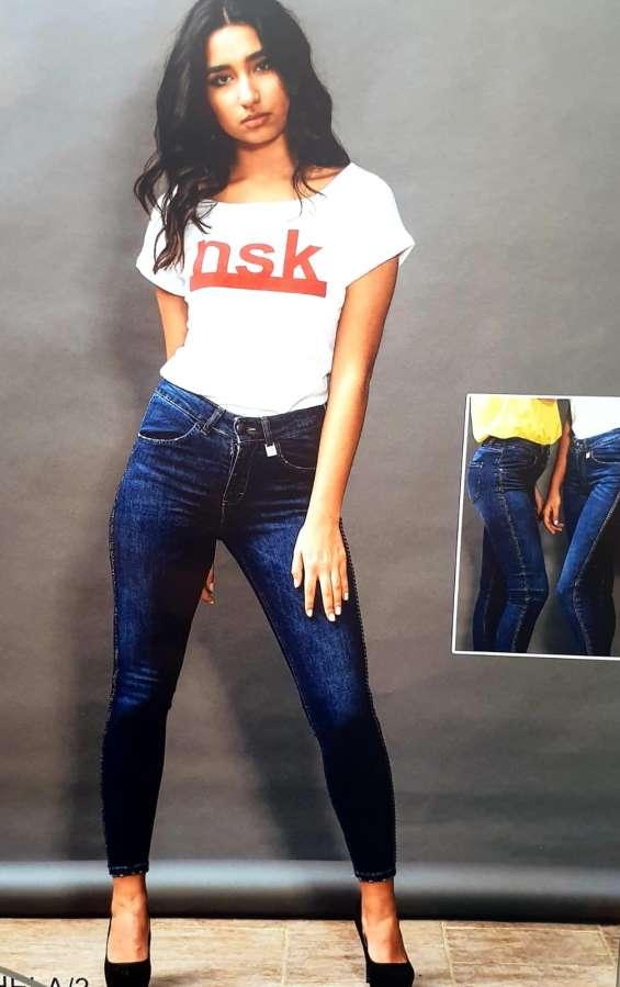 """Stock vaqueros y pantalones """"nsk"""""""