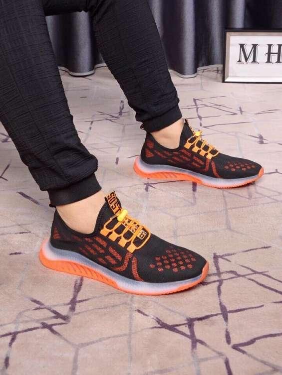 Fotos de Fendi zapatos nuevo  zapatos deportivos recreativos para hombres fendi , 2