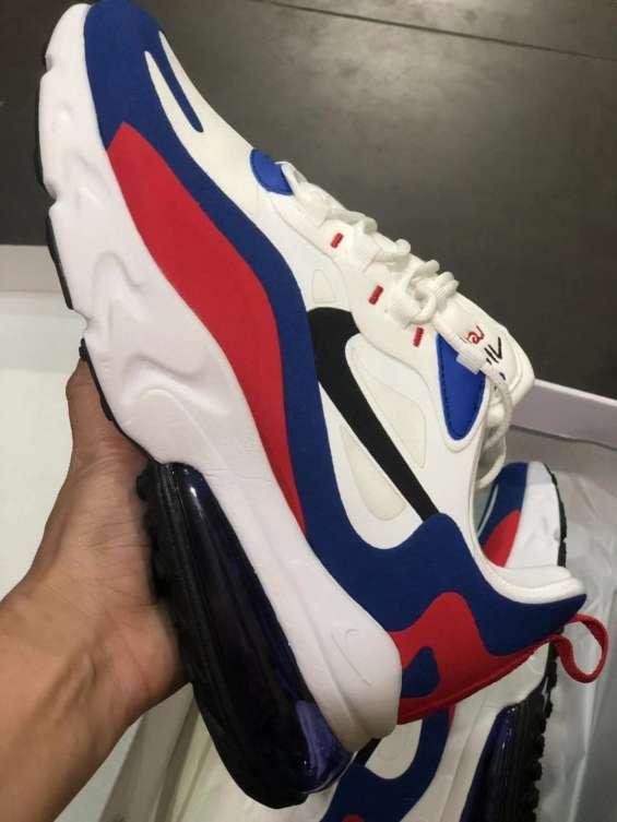 Fotos de Nike react air max 270  nuevo color 4