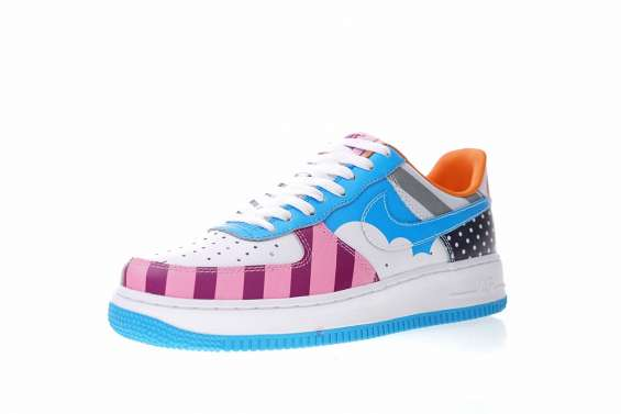 Parra x nike custom air force 1 zapatillas