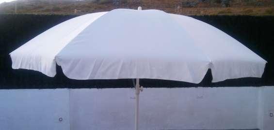 Parasol efecto carpa - hogar, campo, playa,...