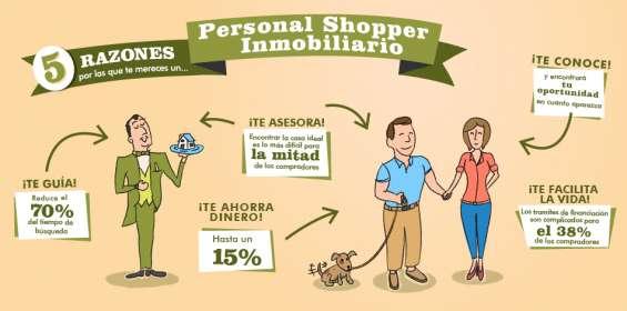 Asesor. persona shopper inmobiliario