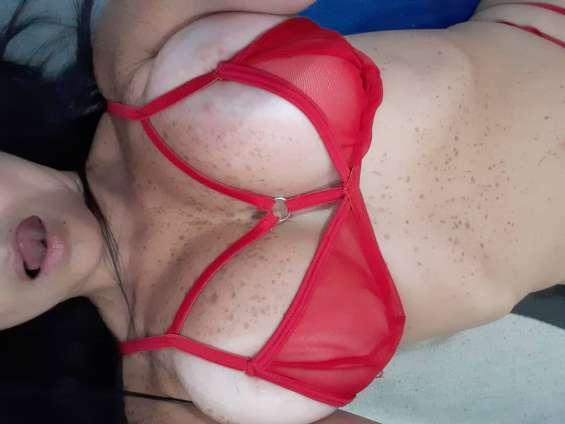 Soy muy sensual, morbosa y caliente por skype