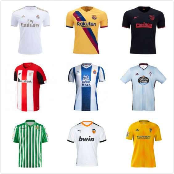 Camisetas de futbol baratas 2019-2020