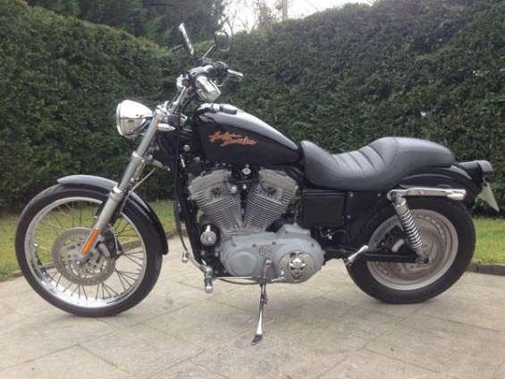 Harley-davidson sportster 883 classic
