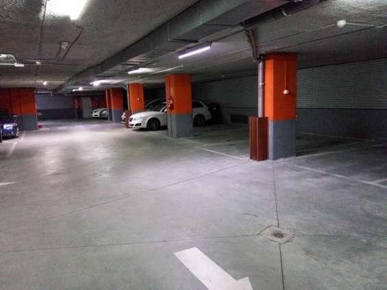 Alquiler plz. garaje ensanche de vallecas - madrid