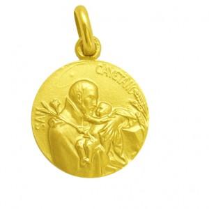 Medalla san cayetano