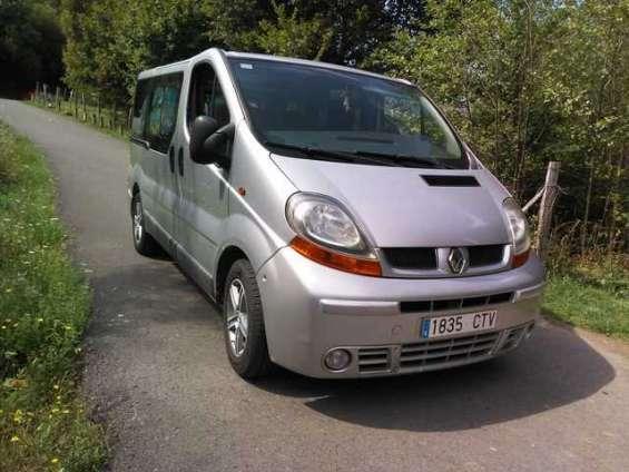 Renault trafic passenger 140cv