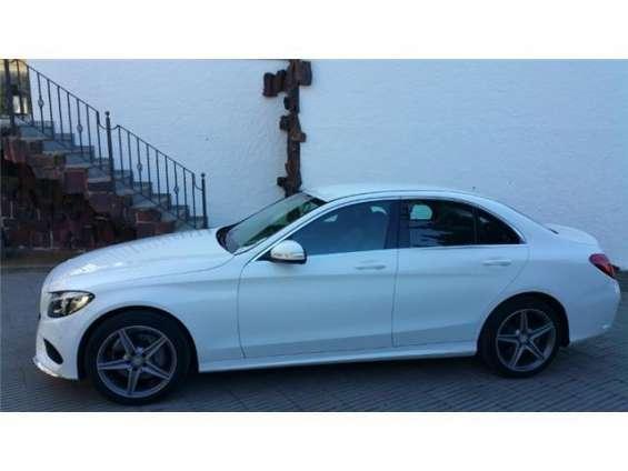 Mercedes-benz c 220 bluetec 7g plus