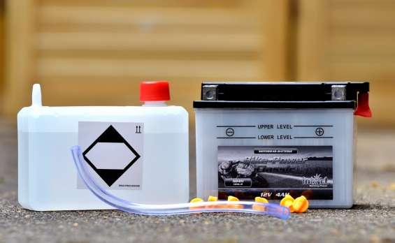 Método de restauración de baterías