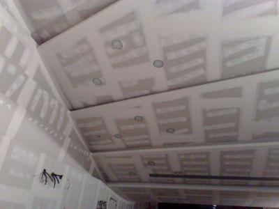 Techo decorativo pladur madrid