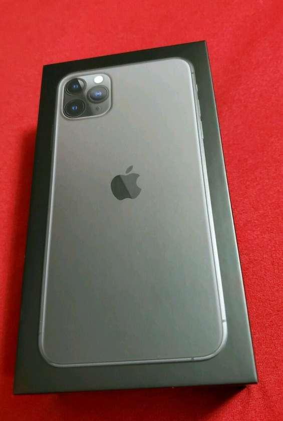 Apple iphone 11 pro max 512gb nuevo