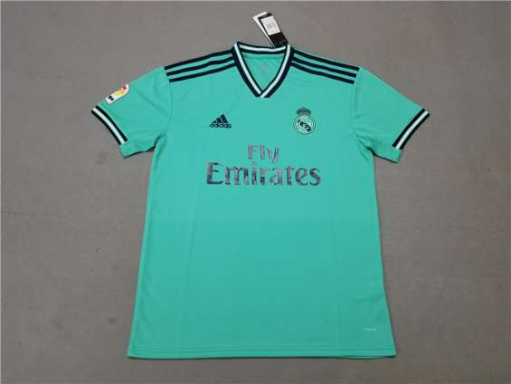 Camiseta real madrid 3ª 2019-2020