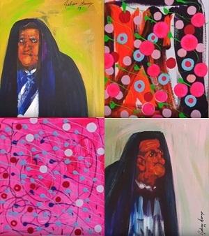Se ofrecen obras del pintor español gabino amaya cacho