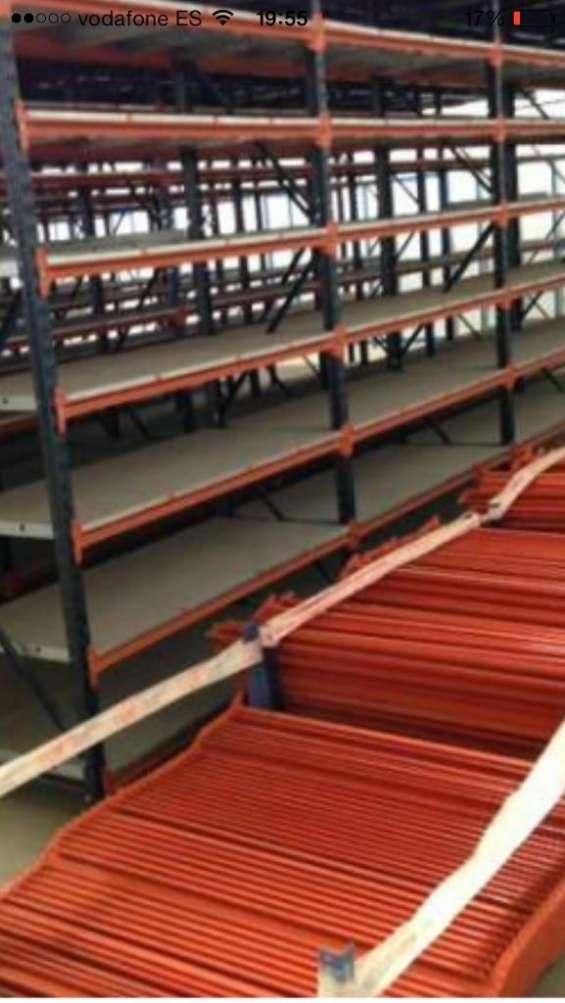Estanlux.-compra estanterias industriales