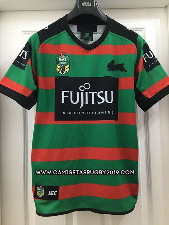 Camiseta rugby south sydney rabbitohs baratas
