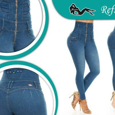 Originales jeans levanta cola