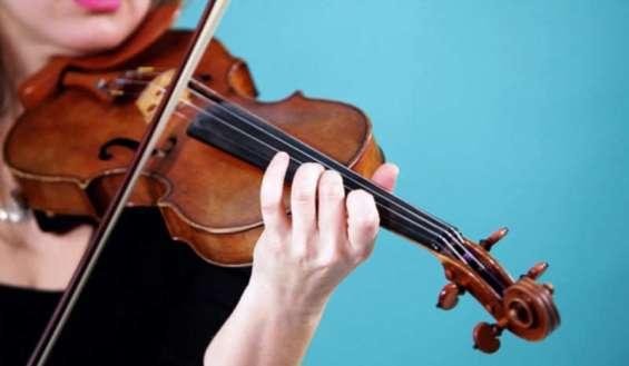 Clases de violín-viola