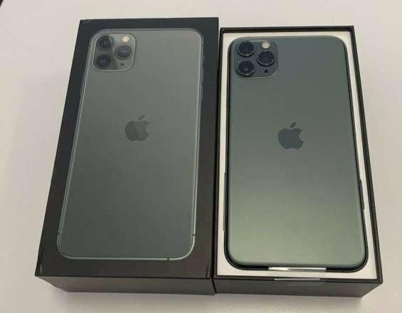 Apple iphone 11 pro 64gb = 600 eur, iphone 11 pro max 64gb = 650 eur ,iphone xs 64gb
