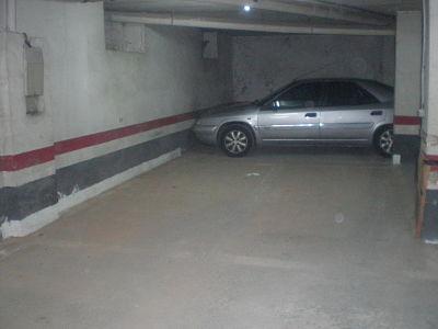 Plaza de garaje zona corte ingles de castellon