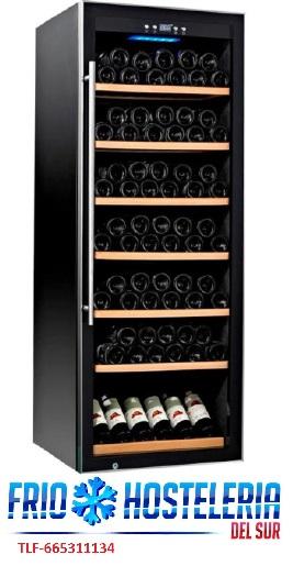 Armario expositor refrigerado vino