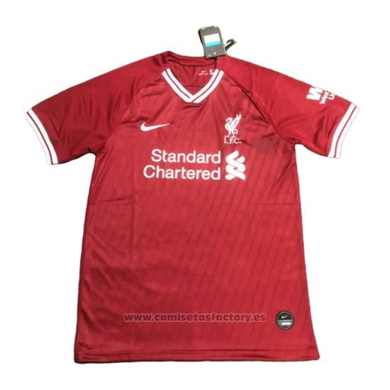 Camiseta del liverpool replica y barata